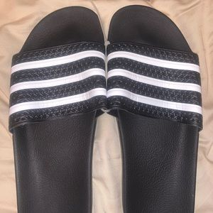 adidas slides brand new in box size 13